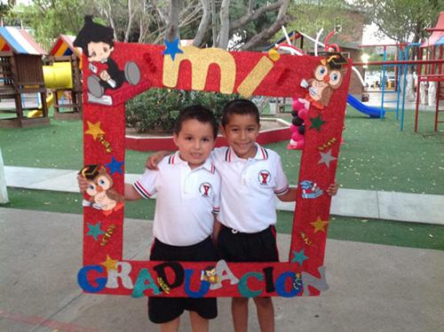 Graduación de la generación 2010-2013 de Preescolar - Yoliztli l